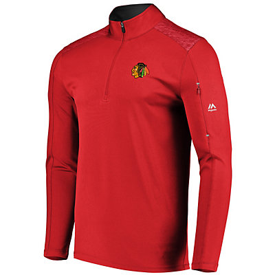 Men's Chicago Blackhawks Team Tech Pullover