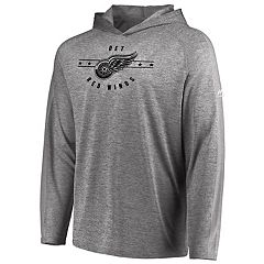 Men's Detroit Red Wings Fan Flow Hooded Tee