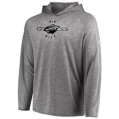 Men's Minnesota Wild Fan Flow Hooded Tee