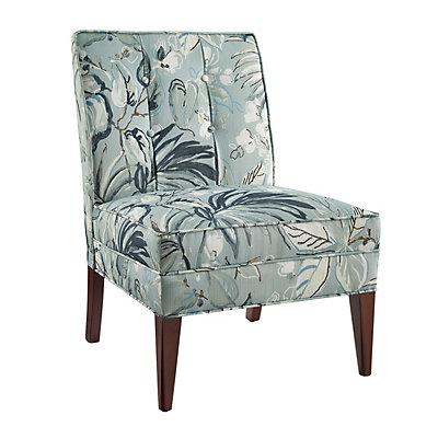 Linon Carmen Leaf Accent Chair