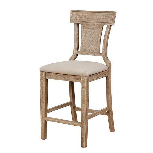 Superb Linon Rylan Counter Stool Machost Co Dining Chair Design Ideas Machostcouk