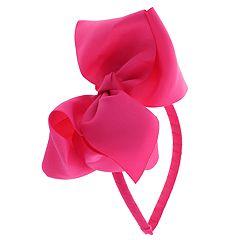 Girls Elli by Capelli Jumbo Grosgrain Bow Headband