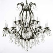 Gallery Iron 15-Light Chandelier