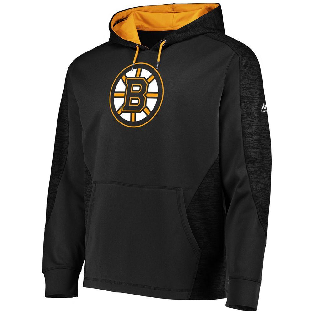 Men's Majestic Boston Bruins Armor Hoodie