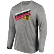 Men's Chicago Blackhawks Center Line Tee
