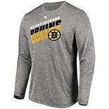 Men's Boston Bruins Center Line Tee