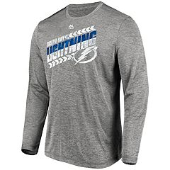 Men's Tampa Bay Lightning Center Line Tee