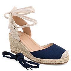 Journee Collection Monte Women's Espadrille Wedges
