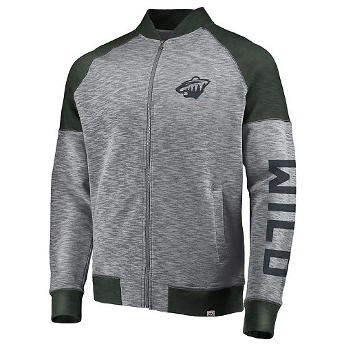 Men's Minnesota Wild Fast Jacket