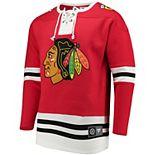 Men's Chicago Blackhawks Breakaway Fleece Sweatshirt