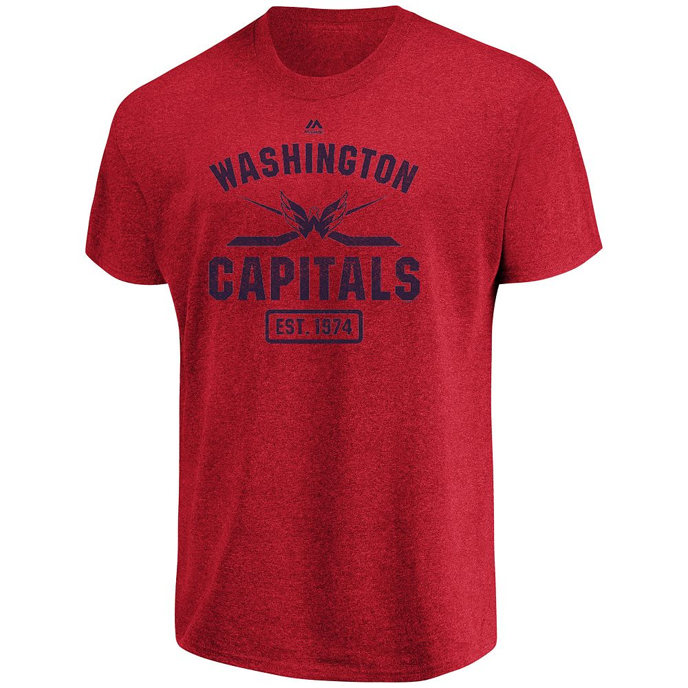 Men's Washington Capitals Forecheck Tee