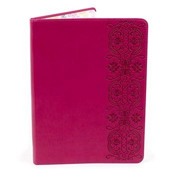 Hallmark Pink Scrollwork Journal