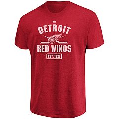 Men's Detroit Red Wings Forecheck Tee
