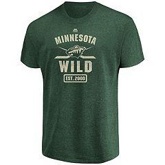 Men's Minnesota Wild Forecheck Tee