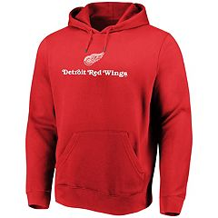 Men's Detroit Red Wings Team Hoodie