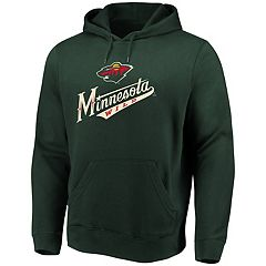 Men's Minnesota Wild Team Hoodie