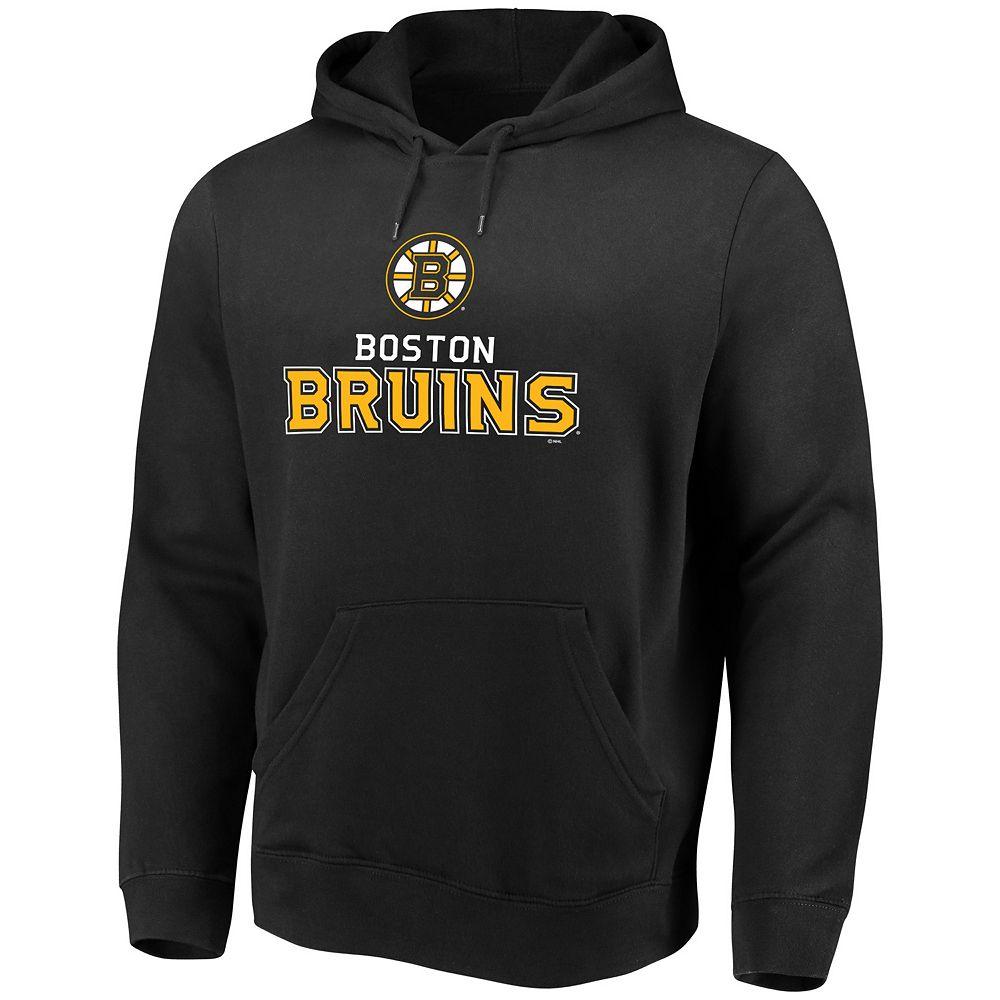 Men's Boston Bruins Team Hoodie