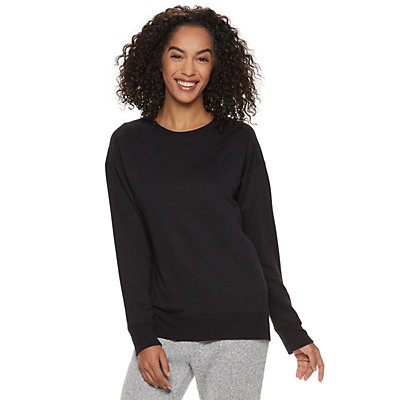 Women's SONOMA Goods for Life? Crewneck Sleep Sweatshirt