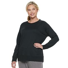 Plus Size SONOMA Goods for Life™ Crewneck Sweatshirt