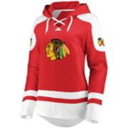 Women's Chicago Blackhawks Center Line Hoodie