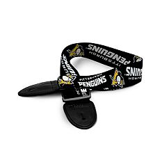 Pittsburgh Penguins Guitar Strap
