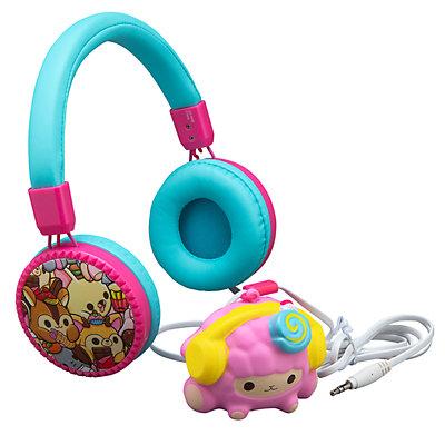 eKids Smooshy Mooshy Lamb Fashion Headphones