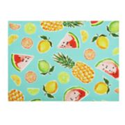Celebrate Summer Together Printed Fruit Placemat