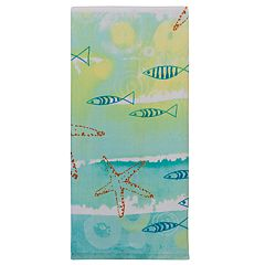 Kathy Davis By The Sea Bath Towel