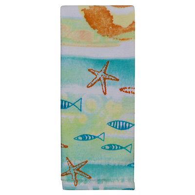 Kathy Davis By The Sea Fingertip Towel