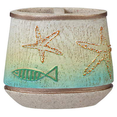 Kathy Davis By The Sea Toothbrush Holder