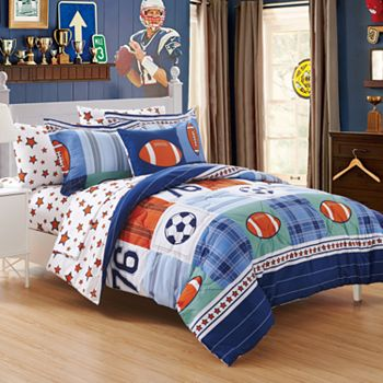 Chic Home All Star Comforter Set