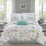 Chic Home Liberty Comforter Set