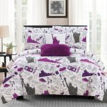 Chic Home Liberty Comforter Set