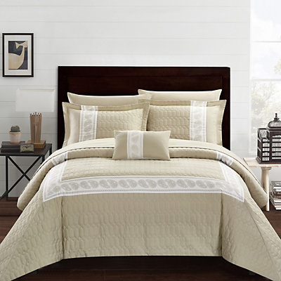 Chic Home Titian Comforter Set