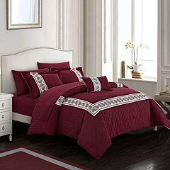 Chic Home Titian Comforter Set