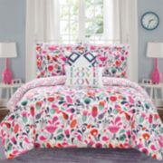 Chic Home Tulip Garden Comforter Set