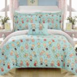Chic Home Woodland Comforter Set