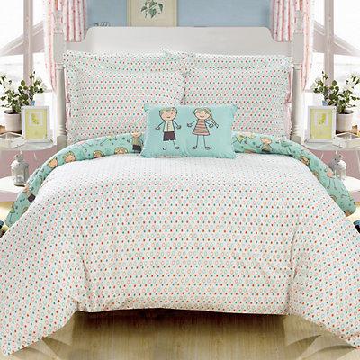 Chic Home Woodland Comforter Set