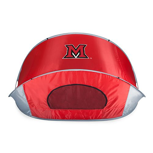 Picnic Time Miami RedHawks Portable Beach Tent