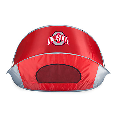 Picnic Time Ohio State Buckeyes Portable Beach Tent