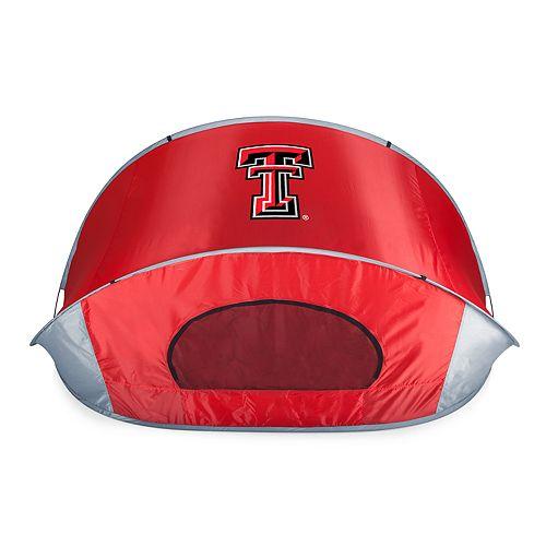 Picnic Time Texas Tech Red Raiders Portable Beach Tent