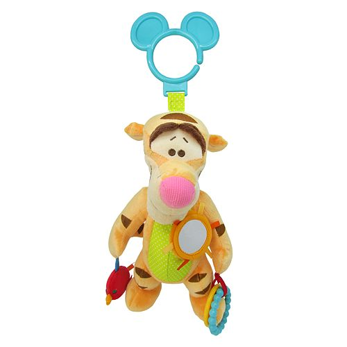 Disney's Winnie the Pooh Tigger On-the-Go Activity Toy