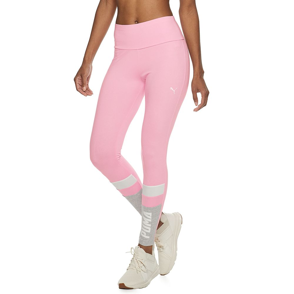 Women's PUMA Athletics Graphic High-Waisted Leggings