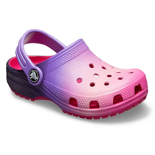 Crocs Classic Ombre Kids' Clogs