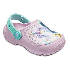 Crocs Fun Lab Unicorn Girls' Clogs