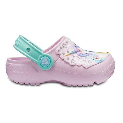 Crocs Fun Lab Unicorn Girls' Clogs