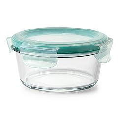 OXO Good Grips 2-Cup Smart Seal Glass Round Container