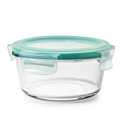 OXO Good Grips 4-Cup Smart Seal Glass Round Container
