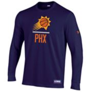 Men's Under Armour Phoenix Suns Lock Up Long-Sleeve Tee