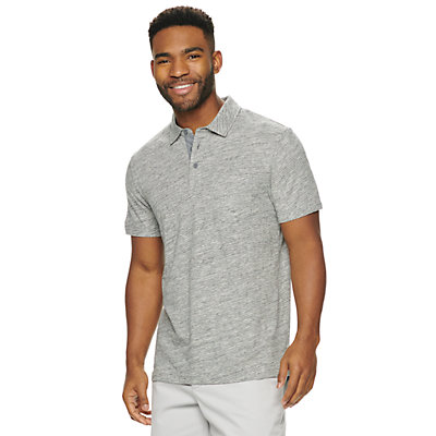 Men's SONOMA Goods for Life? Supersoft Stripe Polo